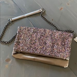 Express Sparkle Purse NEW!